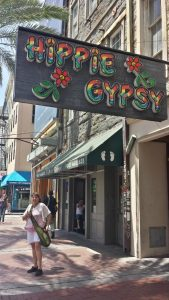 Hippie Gypsy, 633 Canal St, New Orleans, LA 70130, United States