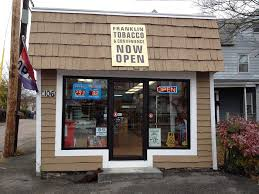 Franklin Smoke Shop, 106 Franklin St, Quincy, MA 02169, United States