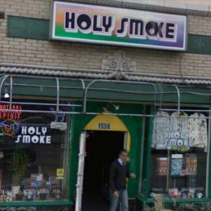 Holy Smoke, 1556 Olive Way, Seattle, WA 98101, United States