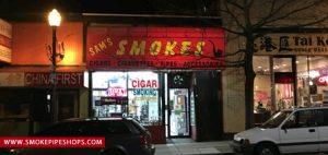 Sam's Smokes Smoke Shop, 4239 The Ave, Seattle, WA 98105, United States