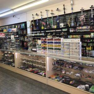 Spot Smoke Shop, 526 1st Ave N, Seattle, WA 98109, United States