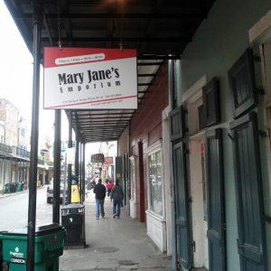 Mary Jane's Emporium, 1229 Decatur St, New Orleans, LA 70116, United States
