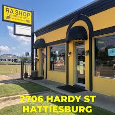 Ra Shop, 3828 Veterans Memorial Blvd d, Metairie, LA 70002, United States 758 E I-10 Service Rd M, Slidell, LA 70461, United States 2198 Florida St, Mandeville, LA 70448, United States