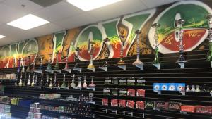 Three Kings Smoke Shop, 3840 W Lake Mead Blvd Suite 110, North Las Vegas, NV 89032, United States
