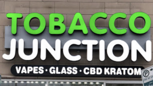 Tobacco Junction, 3413a W Belmont Ave, Chicago, IL 60618, United States