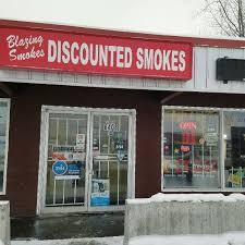 Blazing Smokes, 6408 Debarr Road, Anchorage, AK 99504, United States 3600 Minnesota Dr. E, Anchorage, AK 99503, United States