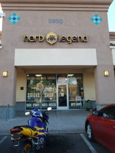 Herb 'N Legend, 5950 W McDowell Rd #104, Phoenix, AZ 85035, United States