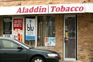 Aladdin Tobacco, 2630 Orchard St #1, Lincoln, NE 68503, United States