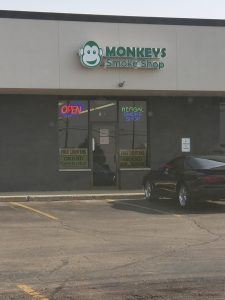 Monkeys Smoke Shop, 328 N Dixie Dr, Vandalia, OH 45377, United States