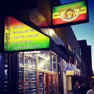 Whelan's Smoke Shop, 2486 Bancroft Way, Berkeley, CA 94704, United States