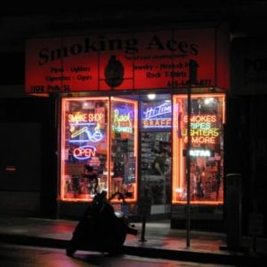 Smoking Aces, 1108 Polk St #5513, San Francisco, CA 94109, United States