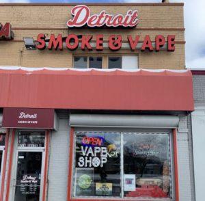 Detroit Smoke and Vape, 4718 Anthony Wayne Dr, Detroit, MI 48201, United States