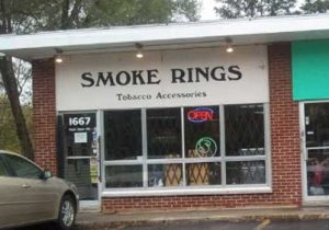Smoke Rings, 1661 E New York St, Aurora, IL 60505, United States