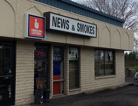 News & Smokes, 2139 NE 3rd St, Bend, OR 97701, United States