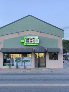 Mary Jane's CBD Dispensary, 302 W Victory Dr, Savannah, GA 31405, United States