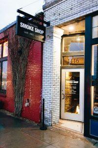 Corktown Smoke Shop, 1446 Michigan Ave, Detroit, MI 48216, United States