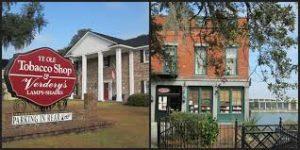 Ye Ole Tobacco Shop, 130 E Bay St, Savannah, GA 31401, United States  280 Eisenhower Dr, Savannah, GA 31406, United States