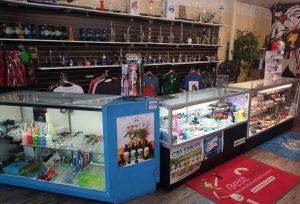 S & G's Glassworks, 4820 Kostoryz Rd # A, Corpus Christi, TX 78415, United States