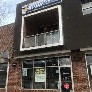 The Vapor Shoppe, 22326 Woodward Ave, Ferndale, MI 48220, United States