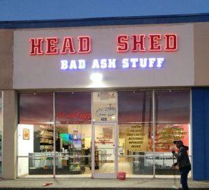 Head Shed, 1415 Leestown Rd, Lexington, KY 40511, United States  1997 Harrodsburg Rd, Lexington, KY 40503, United States  373 Virginia Ave Suite 120, Lexington, KY 40504, United States
