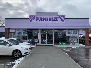 Purple Haze, 420 E New Circle Rd, Lexington, KY 40505, United States  1236 Versailles Rd, Lexington, KY 40508, United States