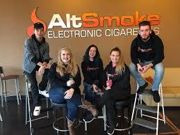 Alt Smoke, 148 W Tiverton Way Ste 150, Lexington, KY 40503, United States